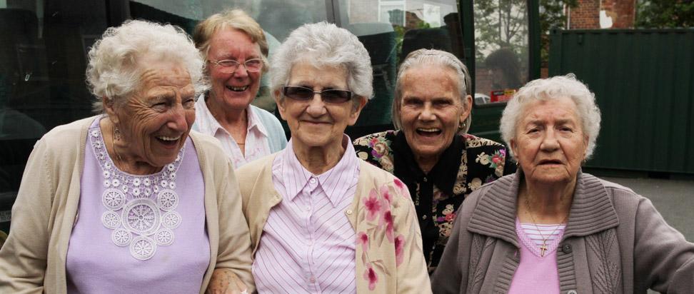 EHCT happy group